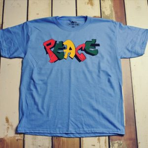 Funky Childrens Graffiti T-Shirt